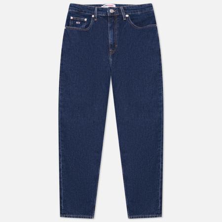 Женские джинсы Tommy Jeans Mom Ultra High Rise Tapered BE551, цвет синий, размер 24/30