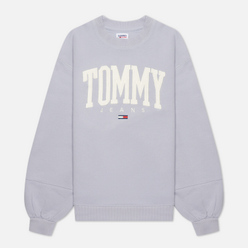 Женская толстовка Tommy Jeans ABO Collegiate Crew Neck Lovely Lavender
