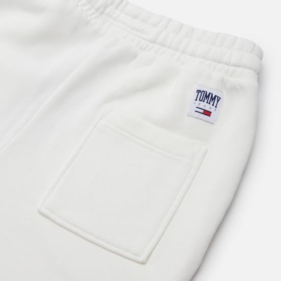Женские брюки Tommy Jeans ABO Collegiate Ivory Silk