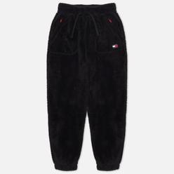 Женские брюки Tommy Jeans ABO Plush Black