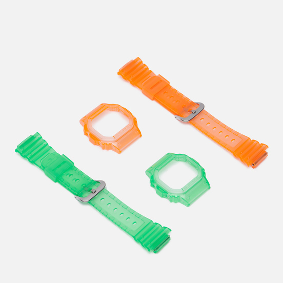 Наручные часы CASIO G-SHOCK x Kashiwa Sato DWE-5600KS-7ER Multi-Color