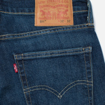 Мужские джинсы Levi's 511 Slim Fit Rain Shower фото- 2