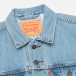 Мужская джинсовая куртка Levi's Trucker Light Stonewash фото- 2