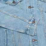 Мужская джинсовая куртка Levi's Trucker Light Stonewash фото- 4