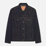 Levi's Trucker Men's Denim Jacket Rinse photo- 0