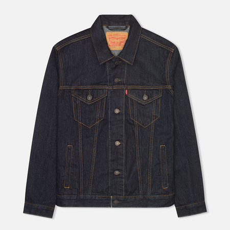 Мужская джинсовая куртка Levi's Trucker Rinse