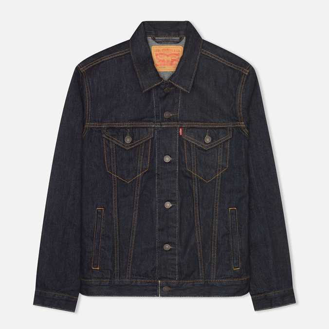Levi's Trucker Men's Denim Jacket Rinse