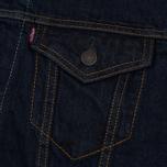 Мужская джинсовая куртка Levi's Trucker Rinse фото- 3