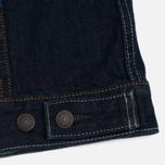 Мужская джинсовая куртка Levi's Trucker Rinse фото- 5