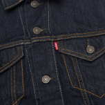Levi's Trucker Men's Denim Jacket Rinse photo- 3