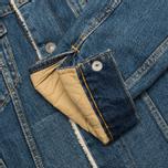 Мужская джинсовая куртка Levi's Type III Sherpa Trucker Johnny фото- 5
