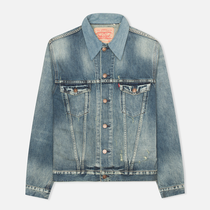 Мужская джинсовая куртка Levi's Vintage Clothing Type III Trucker Jacket Pot Tail