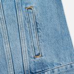 Женская джинсовая куртка Levi's Trucker Blue Cliff фото- 4