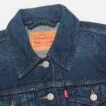 Женская джинсовая куртка Levi's Trucker Dark Fog фото- 2