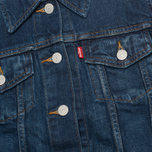 Женская джинсовая куртка Levi's Trucker Dark Fog фото- 3