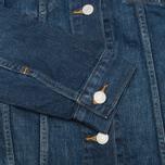 Женская джинсовая куртка Levi's Trucker Dark Fog фото- 4