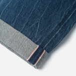 Carhartt WIP Kennedy Kasano Japanese Selvedge Men's Jeans Blue Tank Washed photo- 4