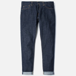 Carhartt WIP Privateer Men's Jeans Rinsed Blue photo- 0