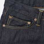 Мужские джинсы Edwin ED-47 Regular Dark Blue Rinsed фото- 1