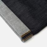 Мужские джинсы Edwin ED-47 Regular Dark Blue Rinsed фото- 4