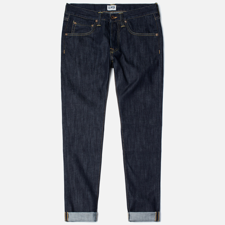 Edwin ED-55 Relaxed Men's Jeans Dark Blue Rinsed