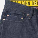 Мужские джинсы Grunge John Orchestra. Explosion 8M1/1 Dark Blue фото- 2