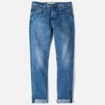 Lacoste Slim Fit Men's Jeans Wash Blue photo- 0