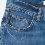 Lacoste Slim Fit Men's Jeans Wash Blue photo- 2