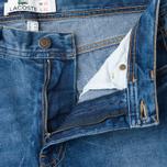 Lacoste Slim Fit Men's Jeans Wash Blue photo- 3