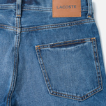 Мужские джинсы Lacoste Slim Fit Wash Blue фото- 1