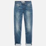 Мужские джинсы Lacoste Stretch Fit Blue фото- 0