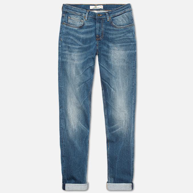Мужские джинсы Lacoste Stretch Fit Blue