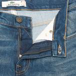 Мужские джинсы Lacoste Stretch Fit Blue фото- 3