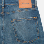 Мужские джинсы Lacoste Stretch Fit Blue фото- 1