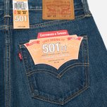 Мужские джинсы Levi's 501 Dalston фото- 1