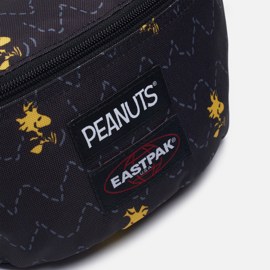 Сумка на пояс Eastpak x Peanuts Springer Woodstock/Black