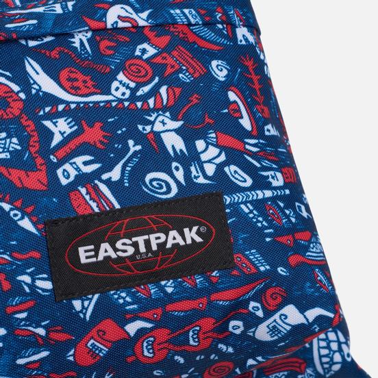 Рюкзак Eastpak Padded Pak'r Scribble Red