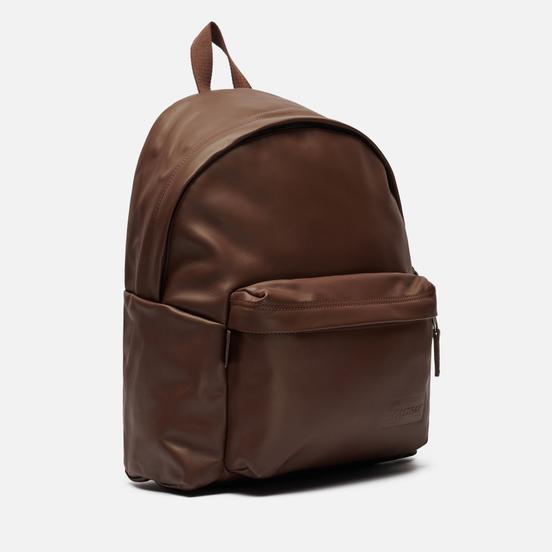 Рюкзак Eastpak Padded Pak'r Authentic Leather Brown