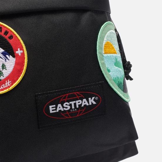 Рюкзак Eastpak Padded Pak'r Patched Black