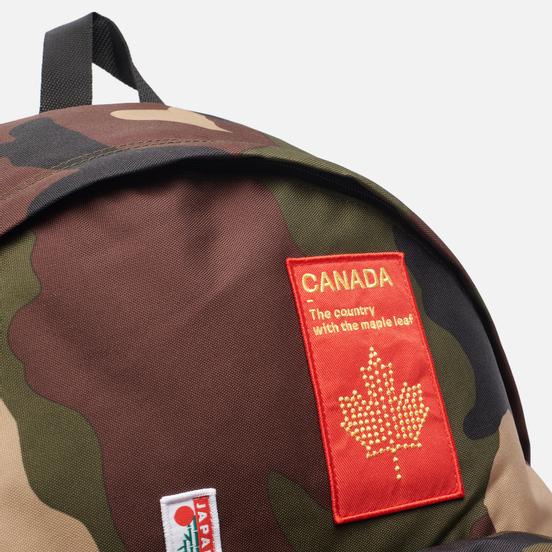 Рюкзак Eastpak Padded Pak'r Patched Camo