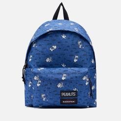 Рюкзак Eastpak x Peanuts Padded Pak'r Snoopy/Blue