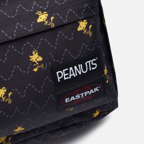 Рюкзак Eastpak x Peanuts Out Of Office Woodstock/Black