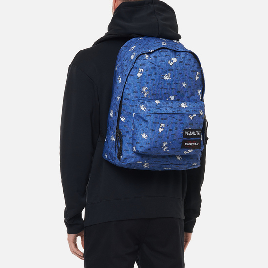 Рюкзак Eastpak x Peanuts Out Of Office Snoopy/Blue