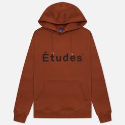 Мужская толстовка Etudes Klein Etudes Front Logo Brown