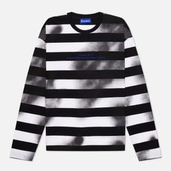 Мужской лонгслив Etudes Spirit Spray Striped Black/White