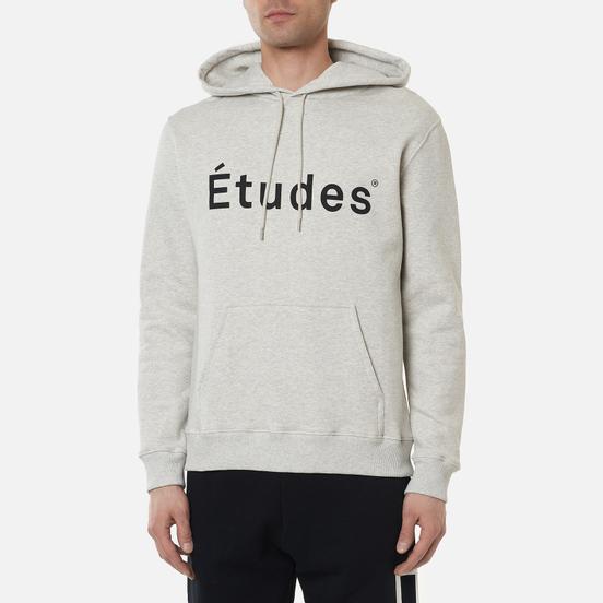 Мужская толстовка Etudes Essentials Klein Etudes Heather Grey