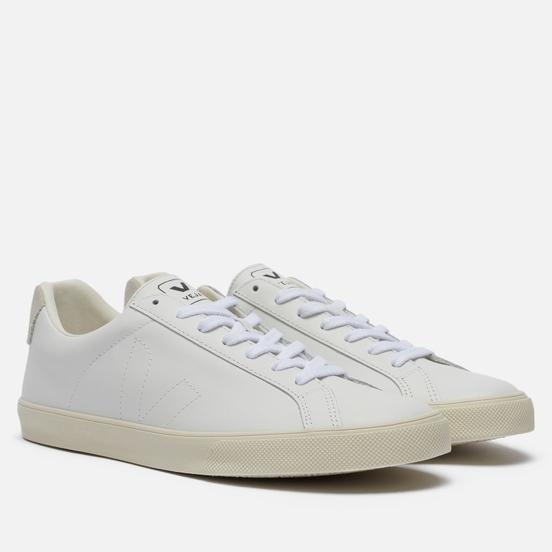Мужские кроссовки VEJA Esplar Leather Extra White