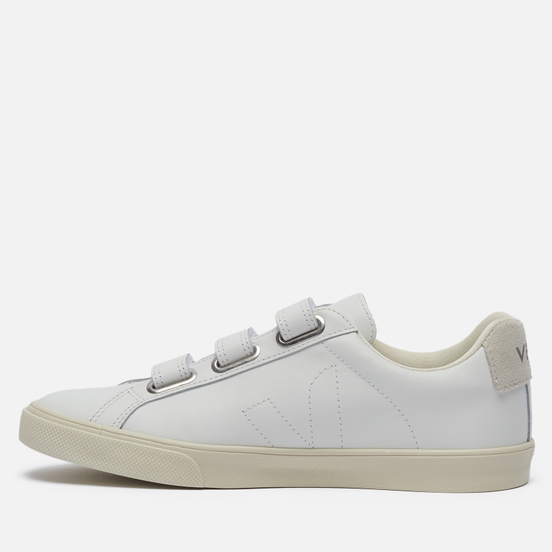 Женские кроссовки VEJA 3-Lock Leather Extra White
