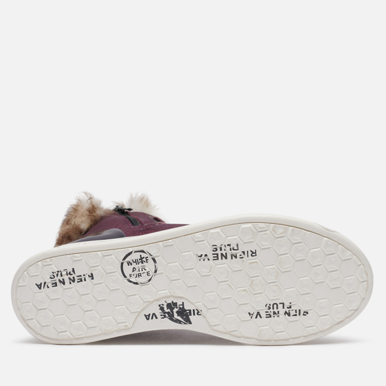 Женские кроссовки Premiata Edith 4905 Bordeaux