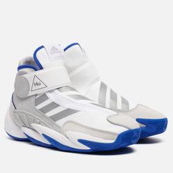 Мужские кроссовки adidas Originals x Pharrell Williams 0 TO 60 BOS White/Collegiate Royal/Silver Metallic